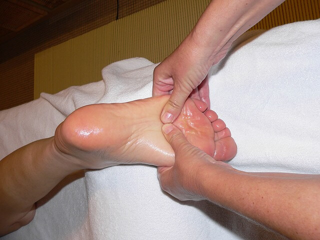 When is Foot Massage good for Gout?